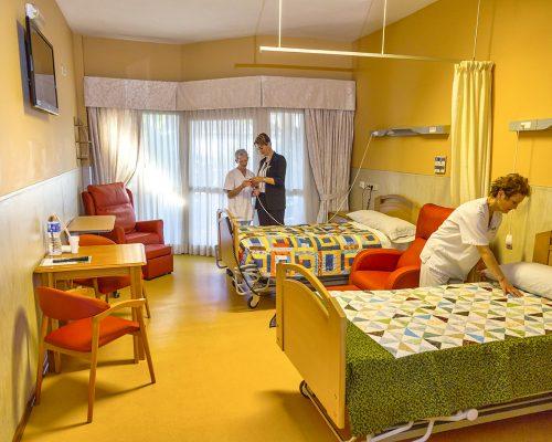 UI habitación personal