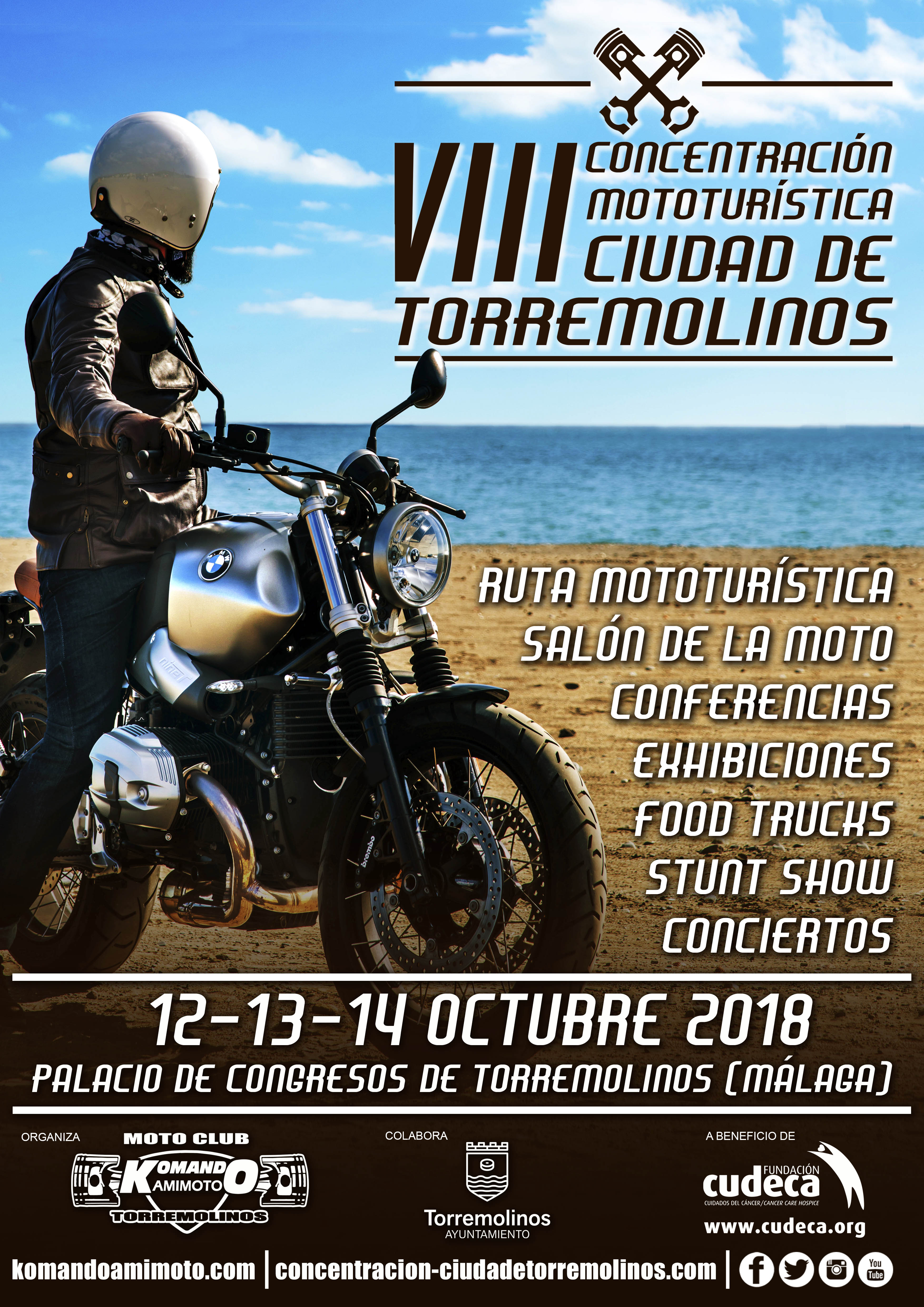 VIII City of Torremolinos Mototuristic Concentration