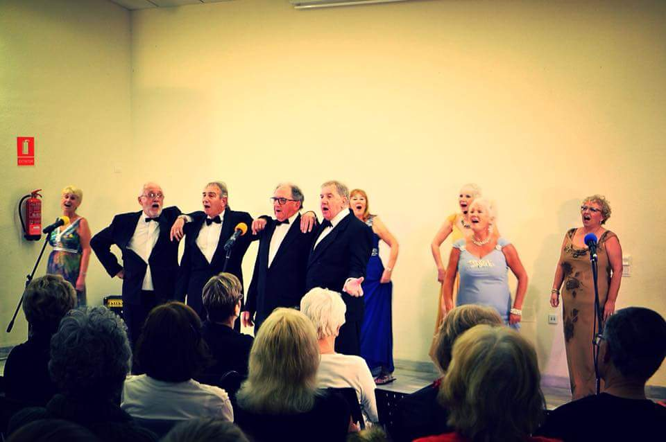 """""""Costa Soul Singers"""" and """"A Touch of Class"""" in aid of CUDECA"""
