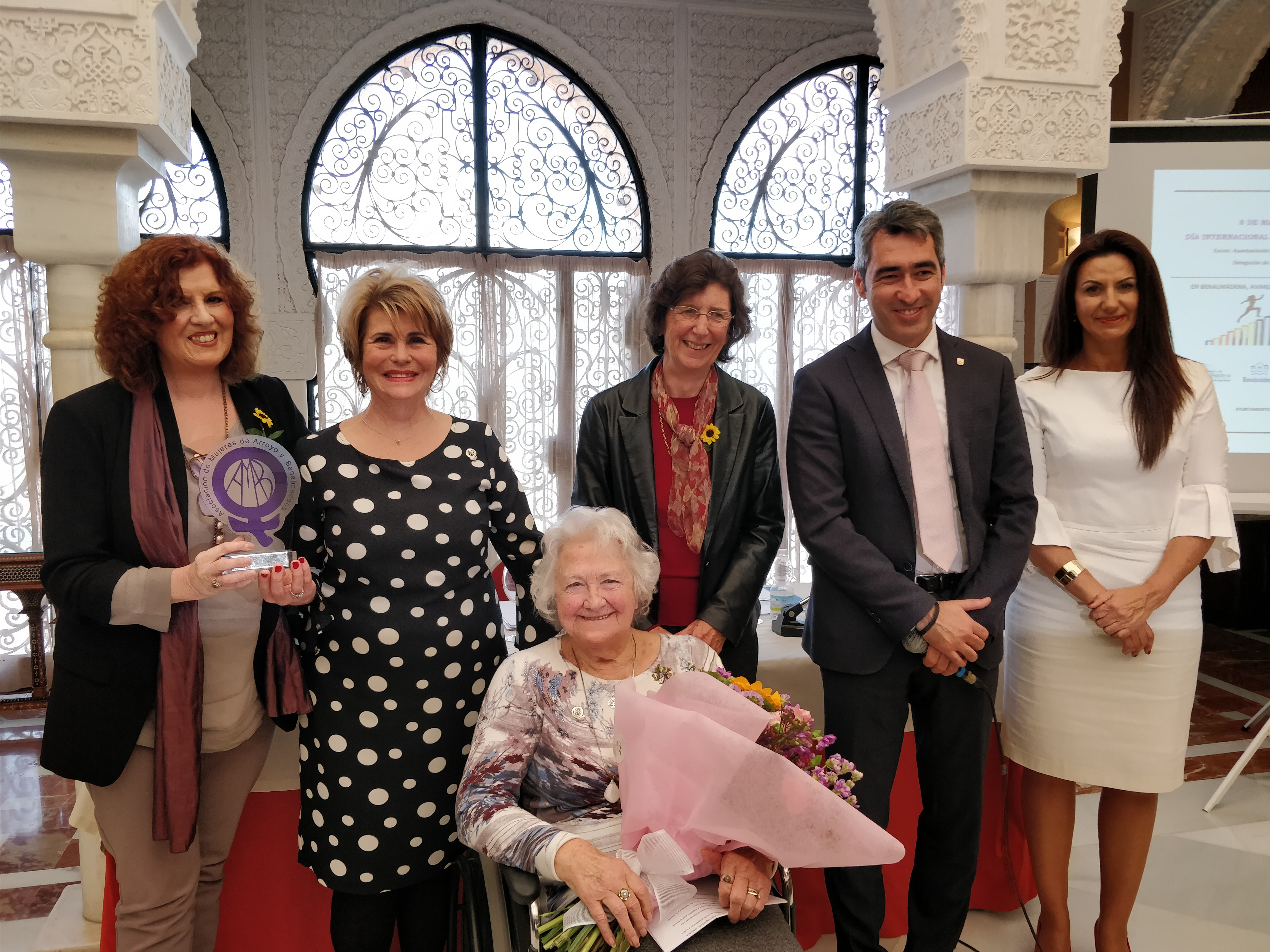 Association of Women Arroyo-Benalmádena Award