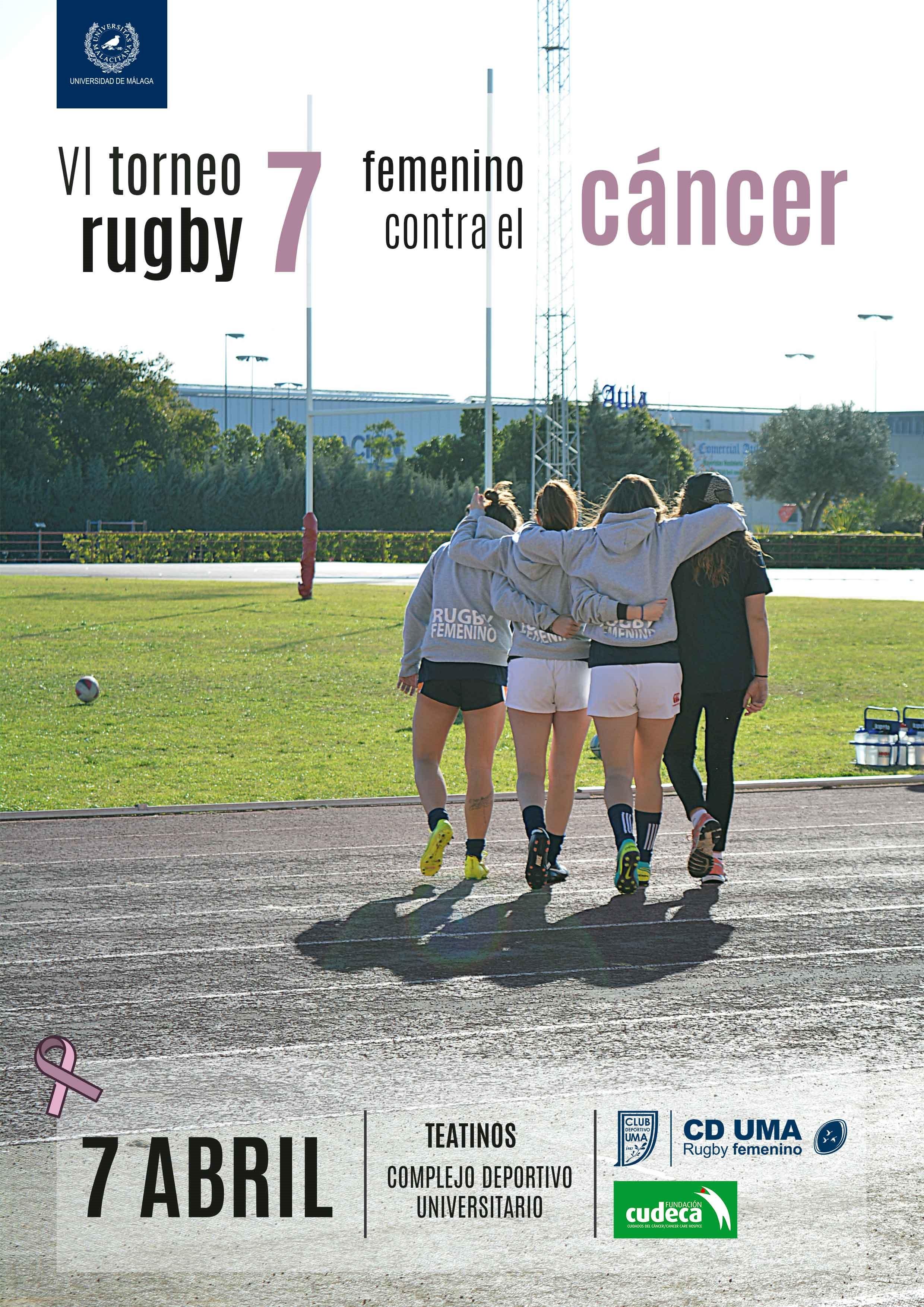VI Torneo Rugby Femenino Universidad de Málaga