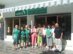 Re-opening of Torremolinos Charity Shop