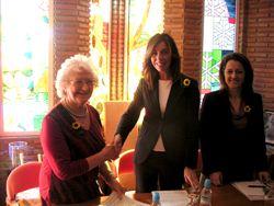 BBK Obra Social donates 16.000€ to Cudeca Cancer Care Hospice