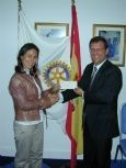 The Marbella Rotary Club donates 10.000? in aid of Cudeca