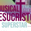 Musical Benéfico Jesucristo Superstar a beneficio de CUDECA