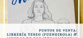 Mi Madre, primer libro de la autora de 78 años, María Luque Coronado