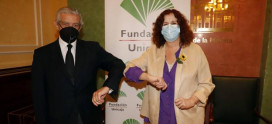 Unicaja Foundation renews its support for the Cudeca Foundation Home Care Programme
