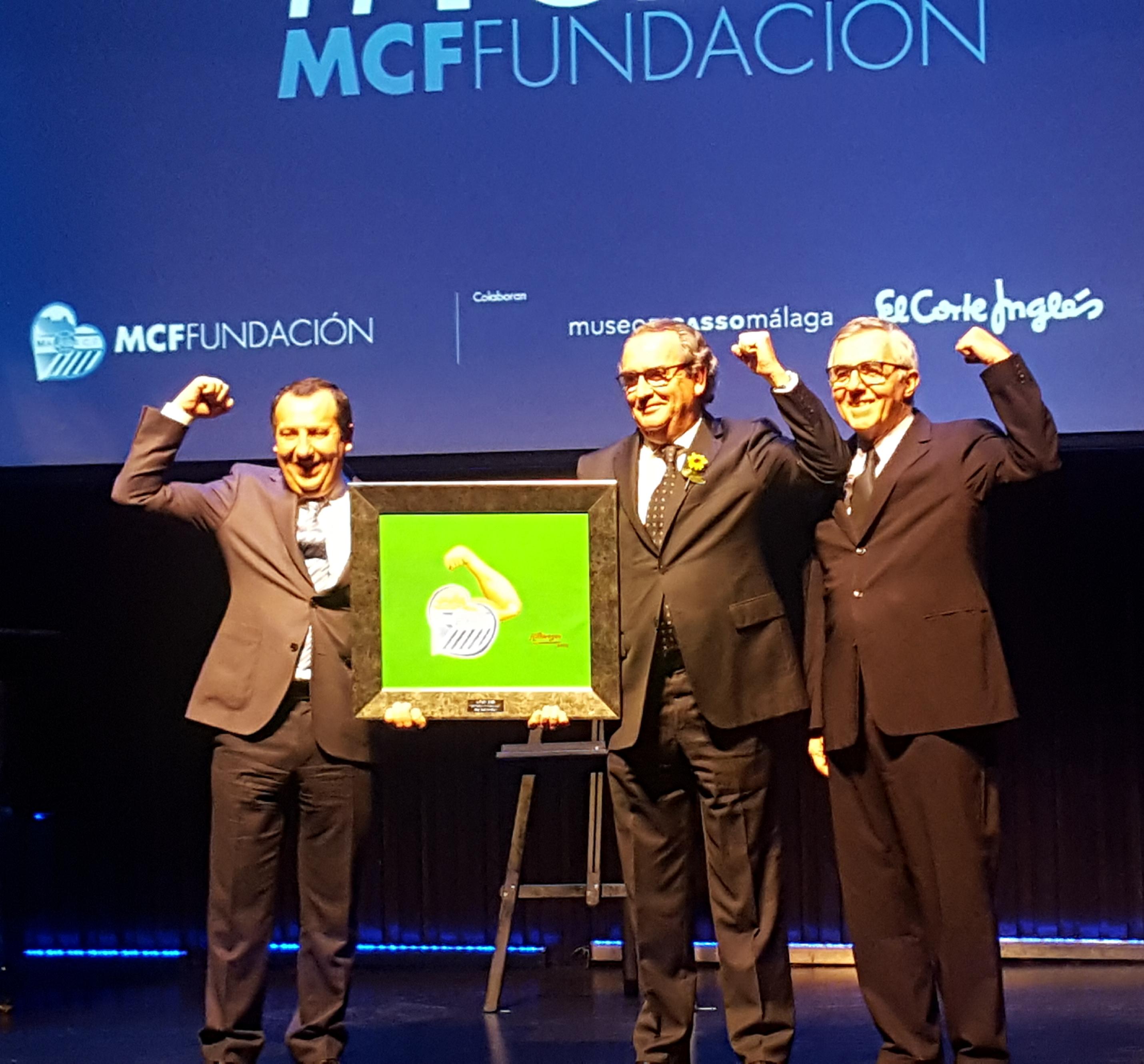 Malaga CF Foundation Awards
