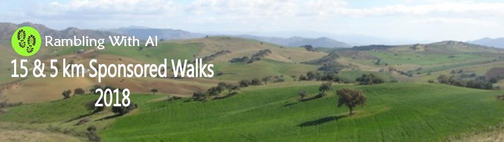 Rambling Al's Sponsored Hike & Walk