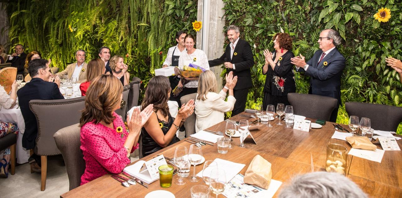 CUDECA celebrates its Annual Gala Dinner in Málaga