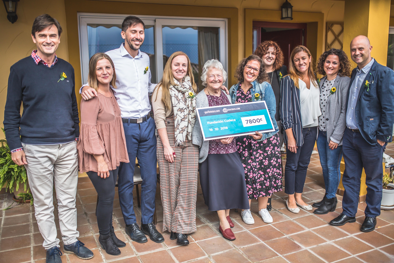 Gran éxito en la Campaña Solidaria de  Quehoteles y Vayacruceros