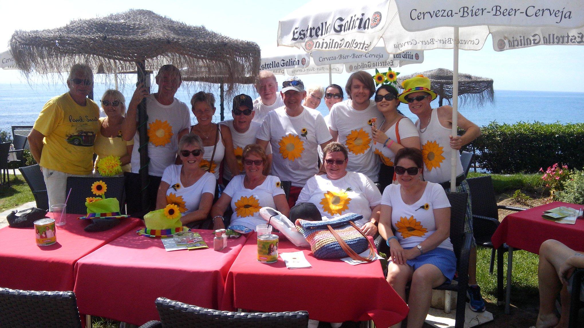 ¡Impresionante recaudación en la Caminata – Fun Walk por CUDECA!