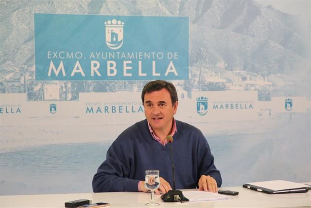 El Ayuntamiento de Marbella ayuda a CUDECA