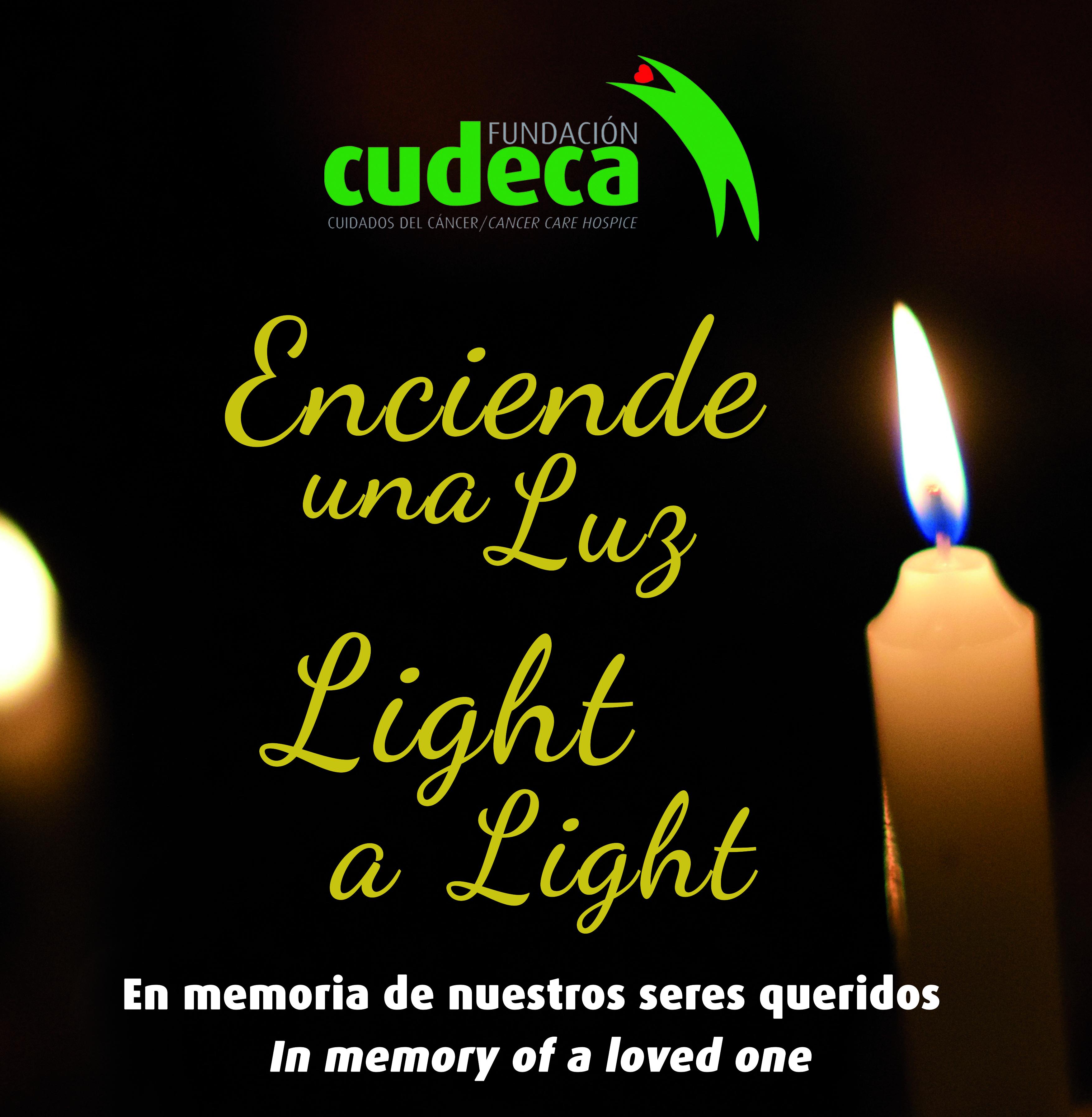 Celebración Navideña «Enciende una Luz» de CUDECA