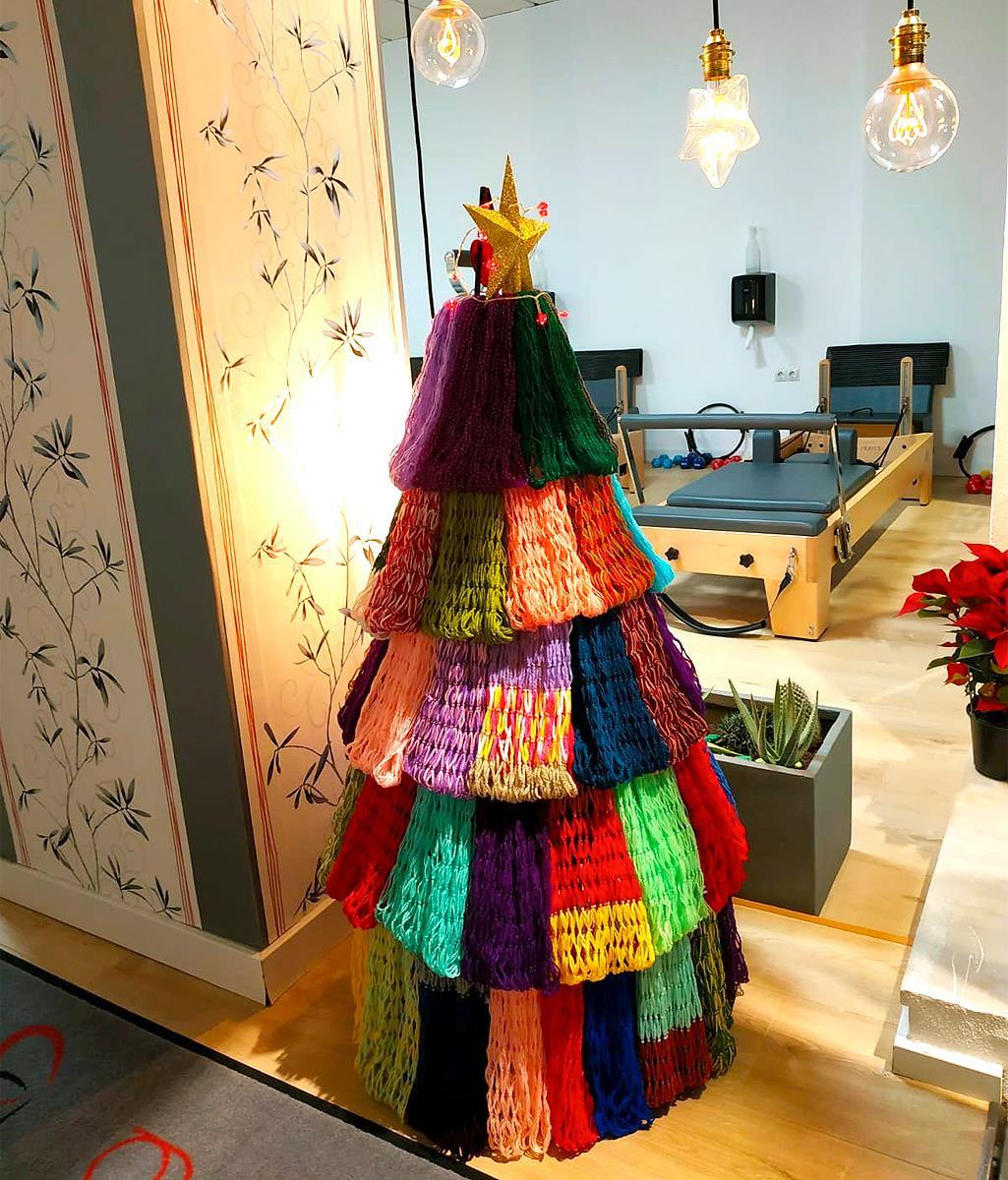 Handmade Scarves for Charity!
