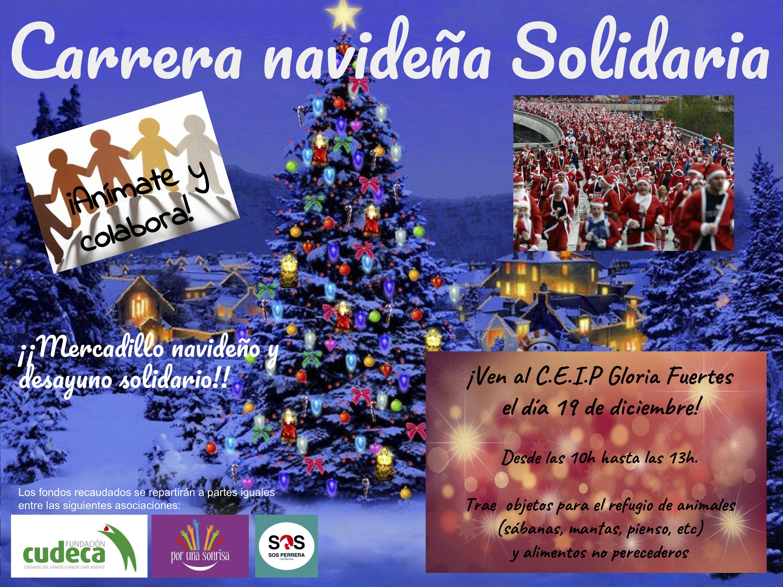 Carrera Solidaria CEIP Gloria Fuertes de Guadiáro a Beneficio de CUDECA