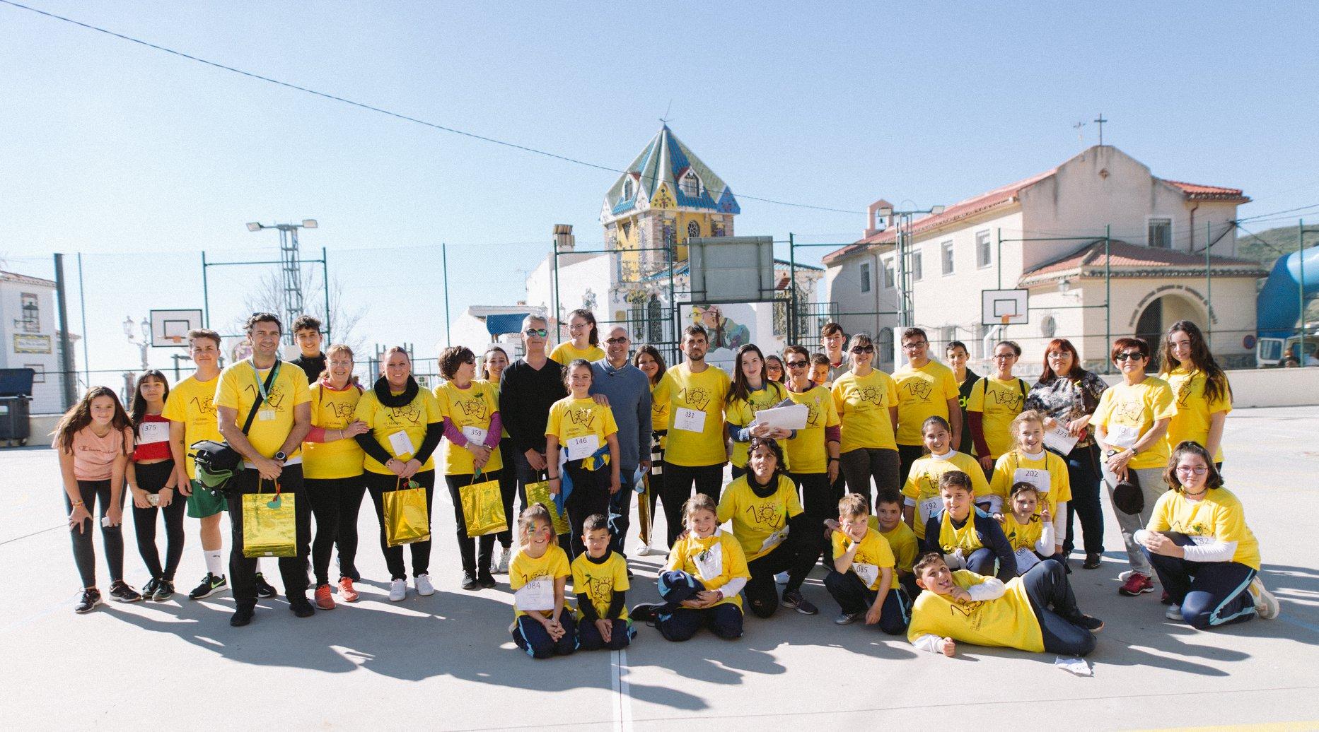 X Carrera solidaria Colegio Ntra. Sra. de Lourdes