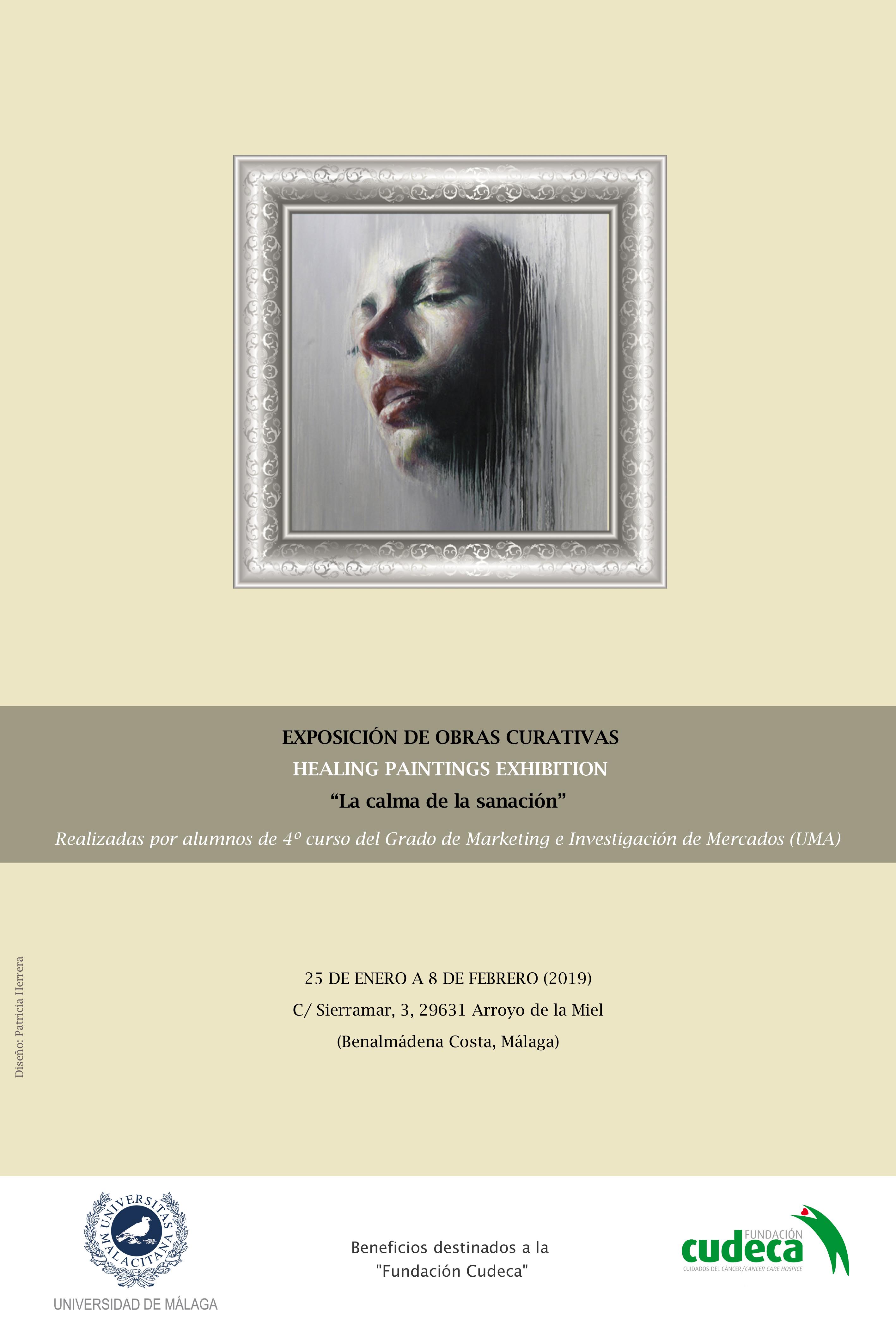 """Exposición """"La Calma de la Sanación"""""""