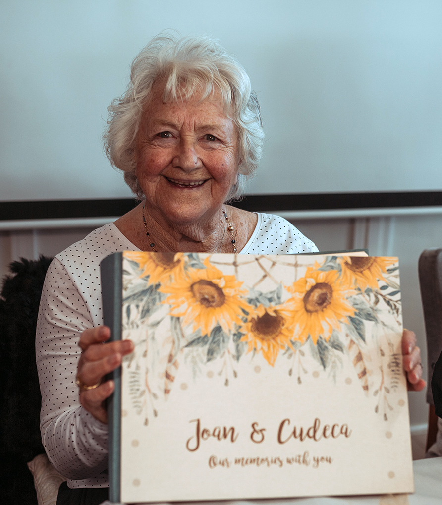 Surprises galore at 90th birthday party of much-loved founder of Cudeca Hospice