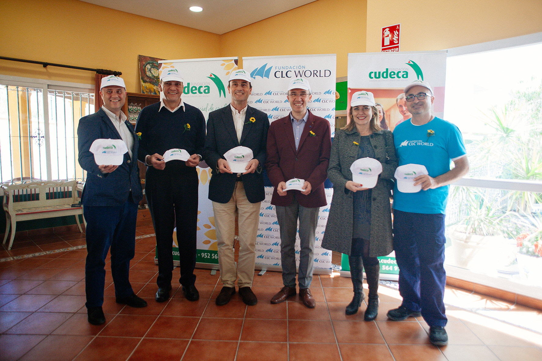 Official Caps for the CUDECA Walkathon 2019