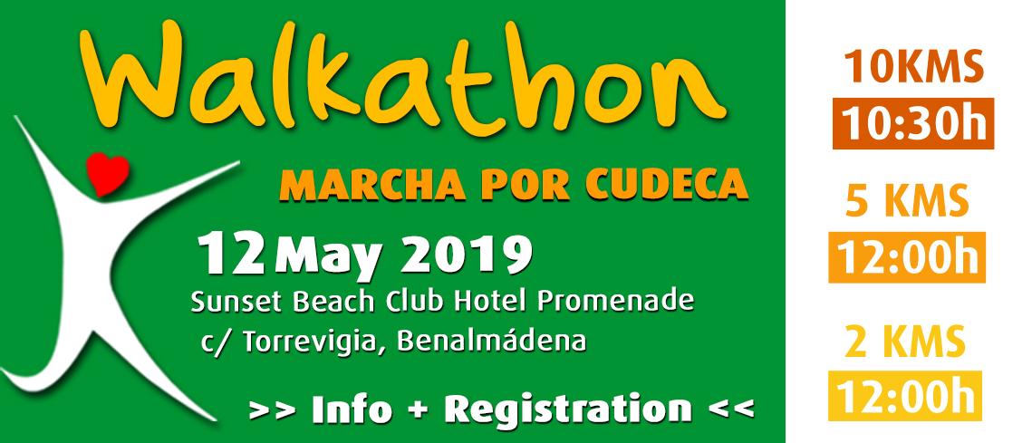 CUDECA Walkathon 2019