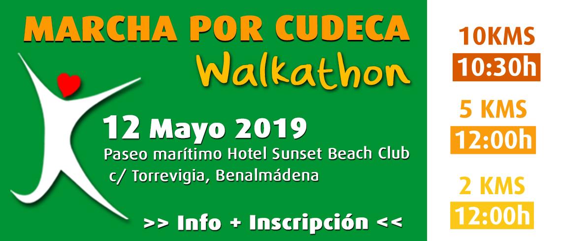 Marcha por CUDECA - Walkathon 2019