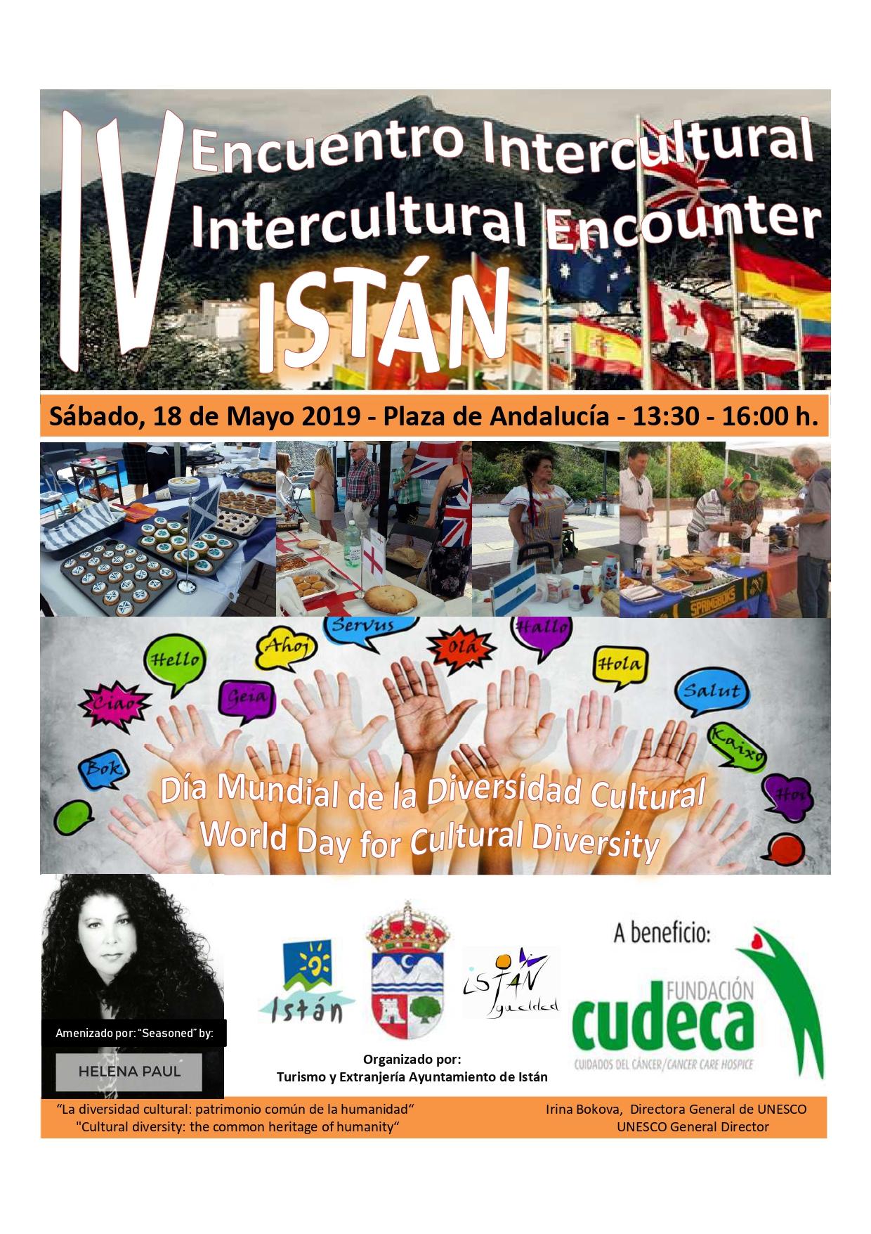 ¡IV Encuentro Intercultural de Istán!