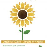 We need volunteers for our Sunflower Campaign