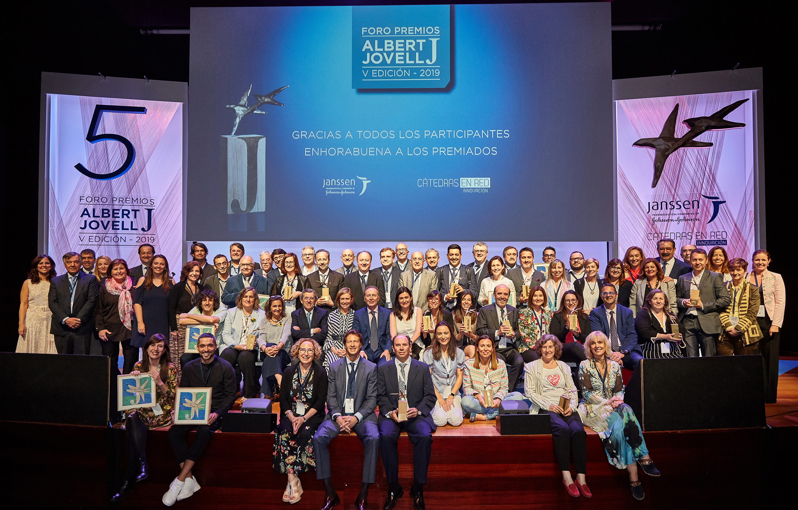 Albert Jovell Awards