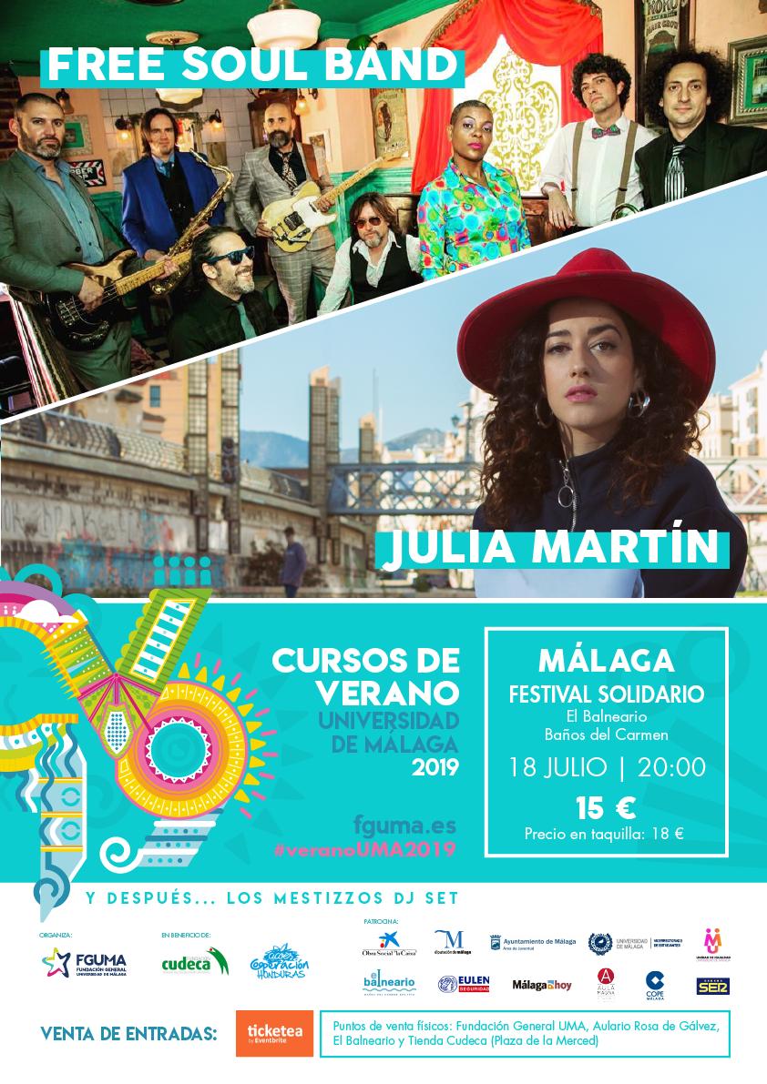 Festival Solidario FGUMA a beneficio de Cudeca