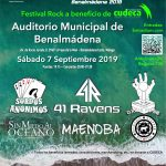 "Presentation of ""Music Story"" and ""BIG SOUND Fest"" in aid of CUDECA"