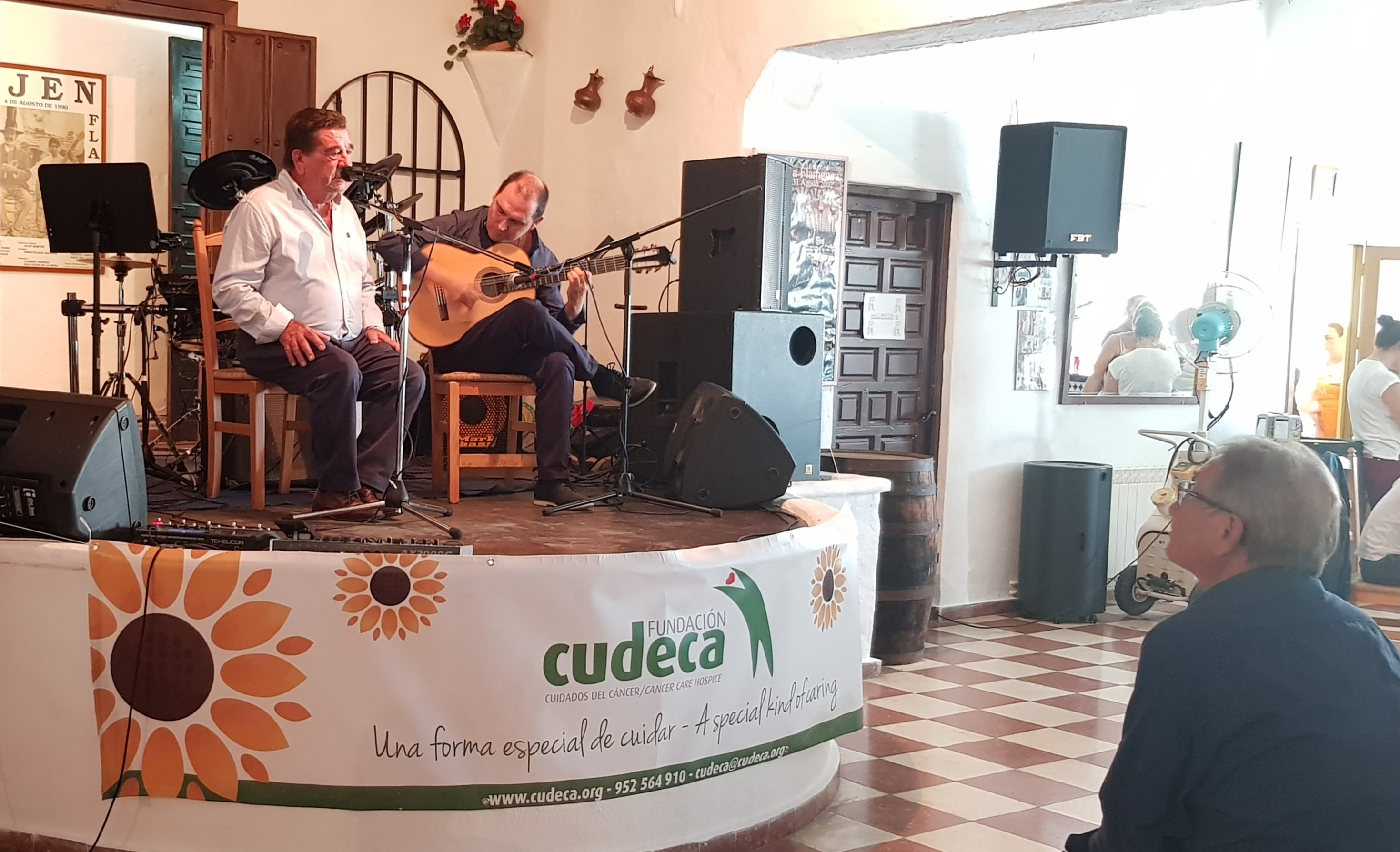 Great Participation of Ojen Village at its Third Ojen Charity Festival Edition in aid for Cudeca