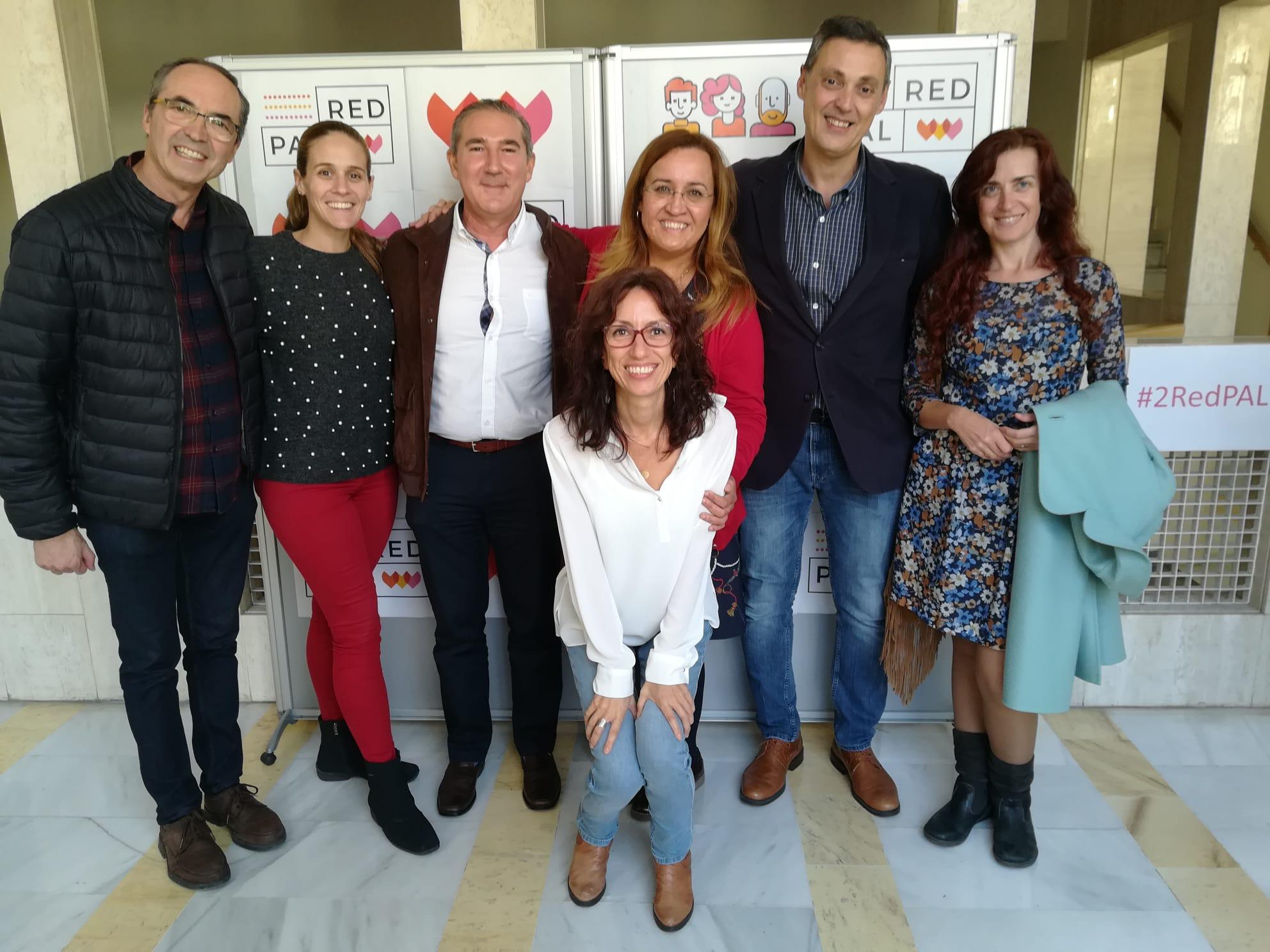 Encuentro de la Red de Cuidados Paliativos de Andalucía