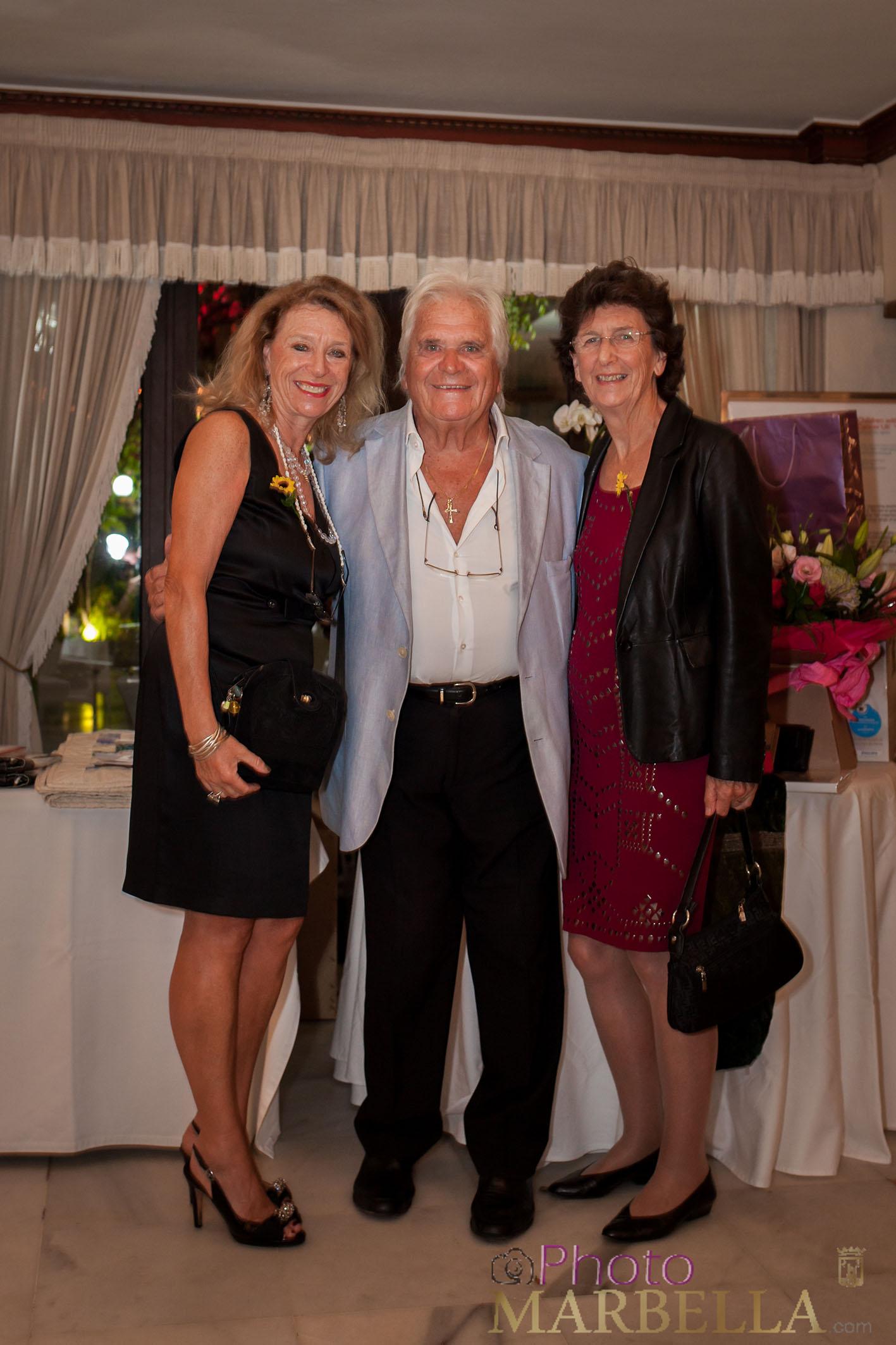 Great supportive night at Villa Tiberio Fundraising Gala Dinner