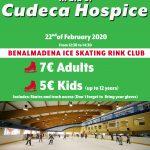 Skating for Cudeca 2020