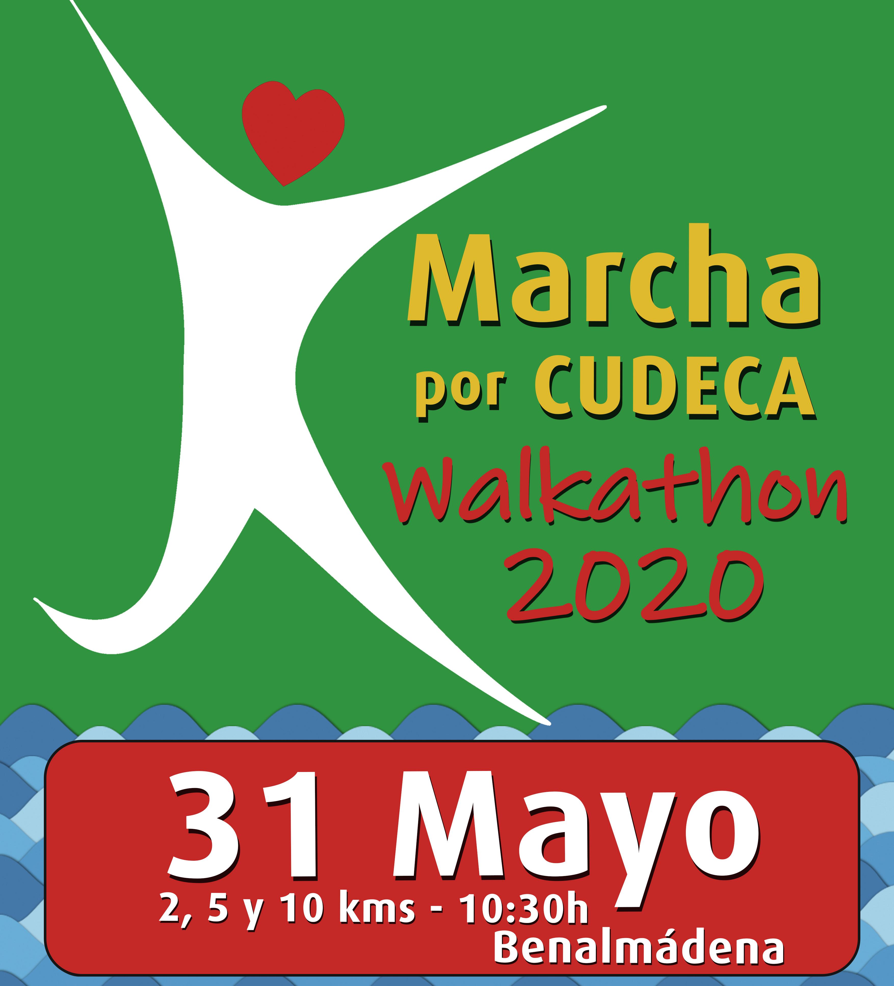 Marcha por Cudeca – Walkathon 2020