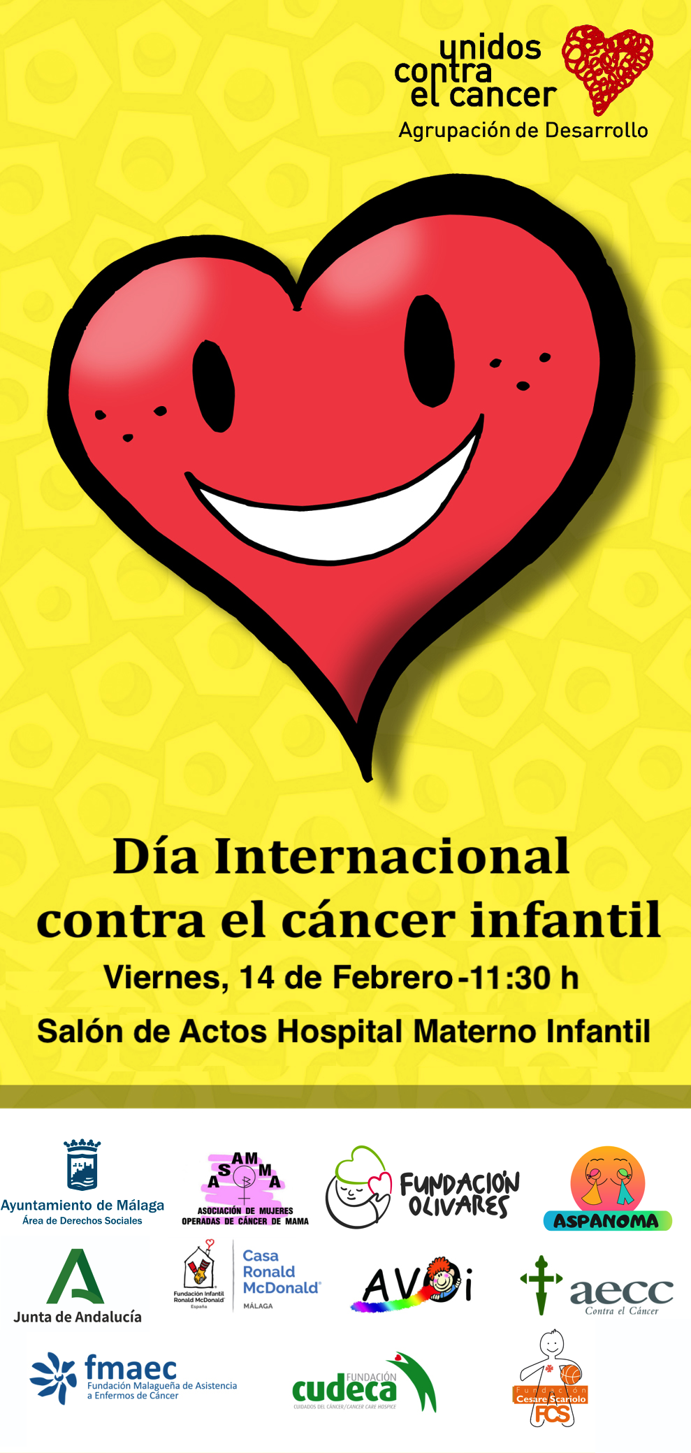 Día mundial del cáncer infantil 2020
