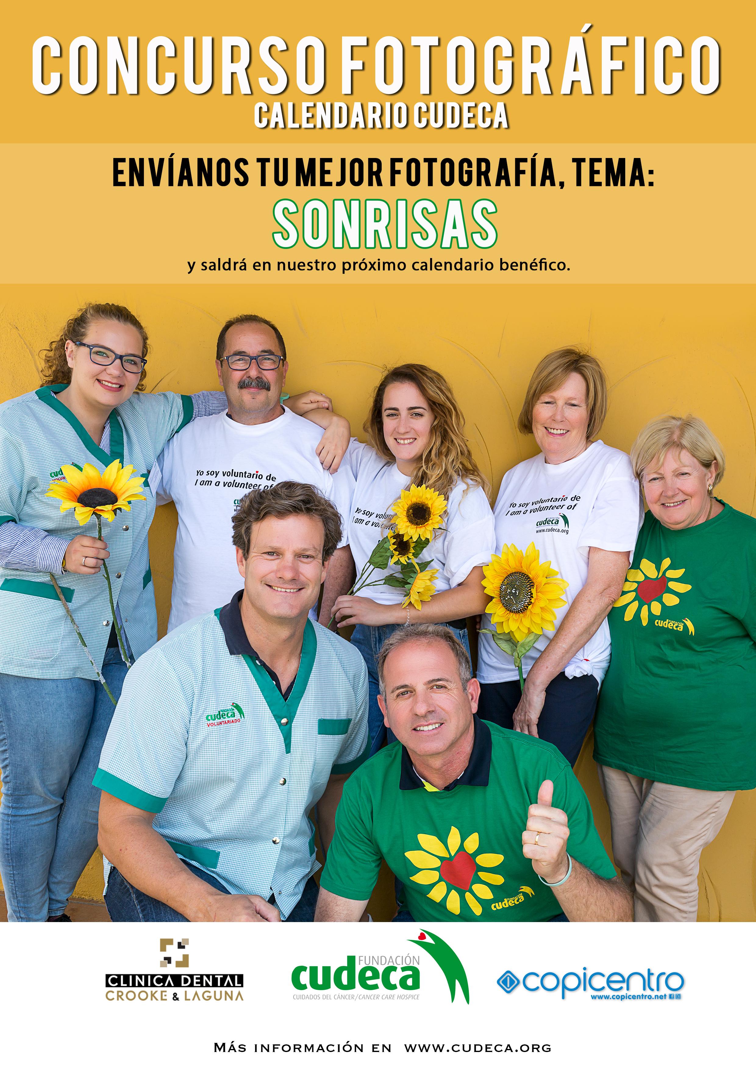2021 Cudeca Calendar Photo Competition