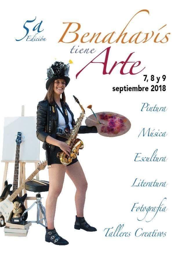 Benahavis tiene arte dona a Cudeca 4023,61 euros