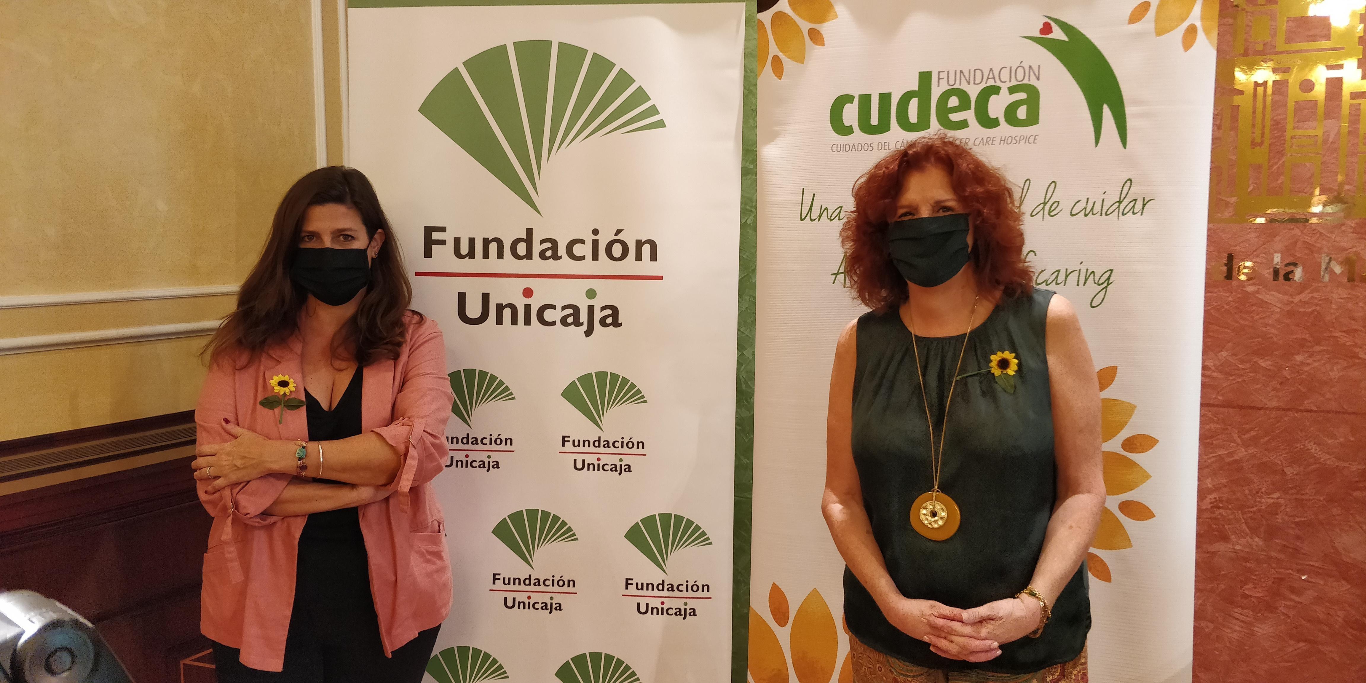 Fundación Unicaja apoya la labor de la Fundación Cudeca y su Unidad de Atención Domiciliaria