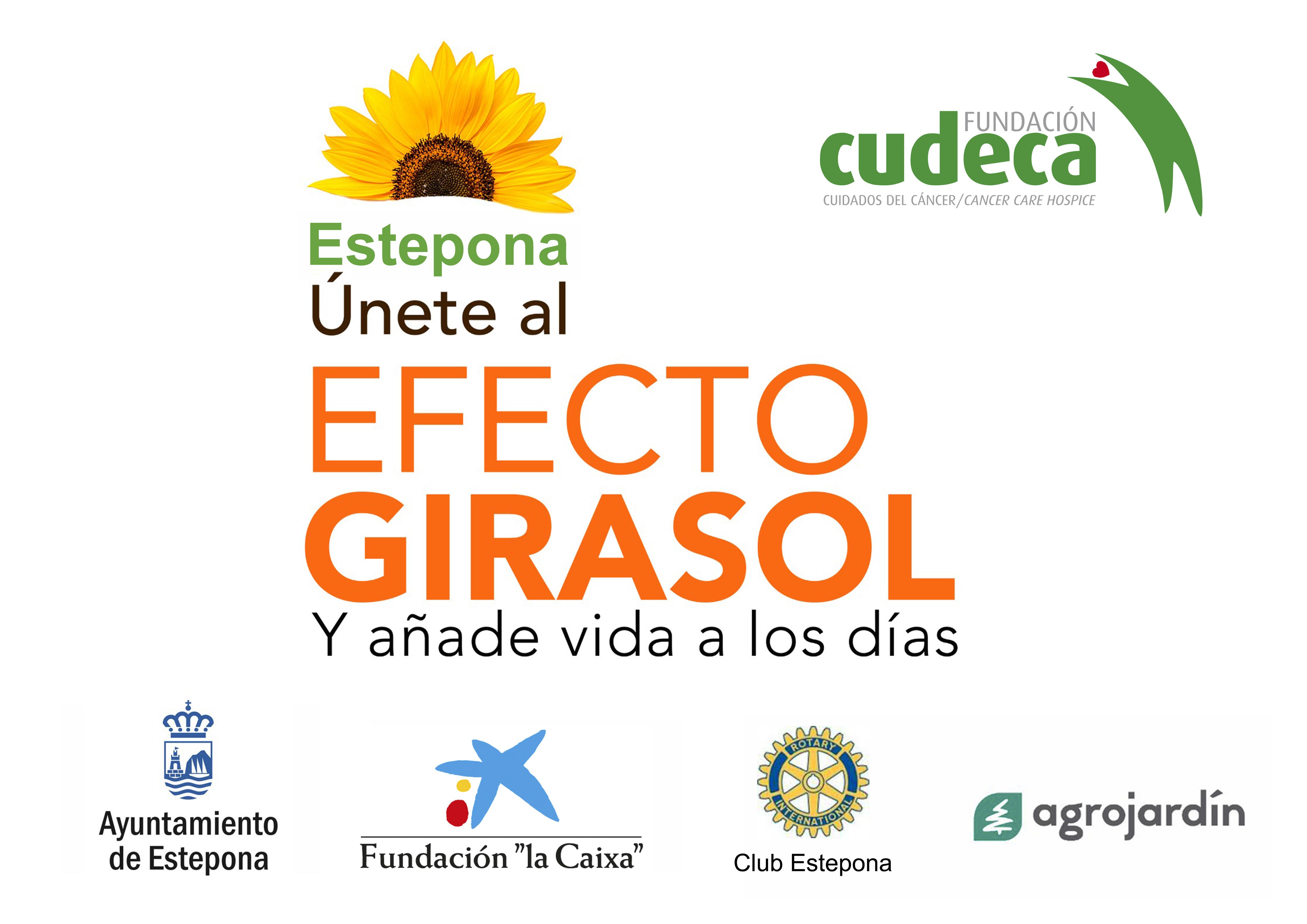 Campaña Efecto Girasol por Estepona