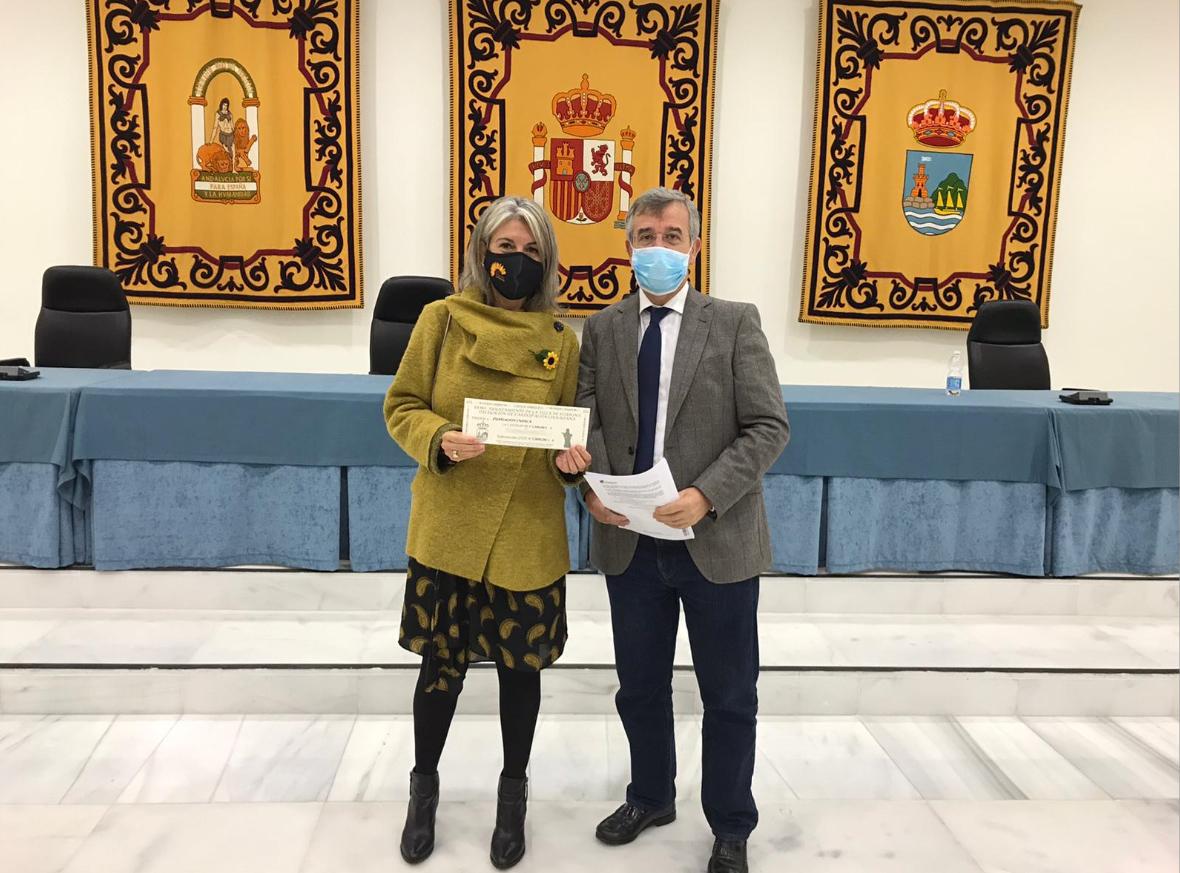 Subvención del Ayuntamiento de Estepona