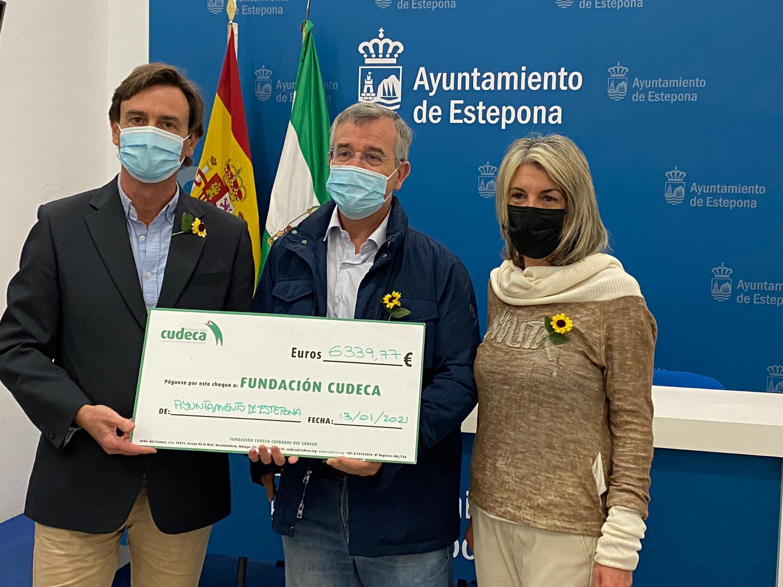 El Efecto Girasol del Ayuntamiento de Estepona