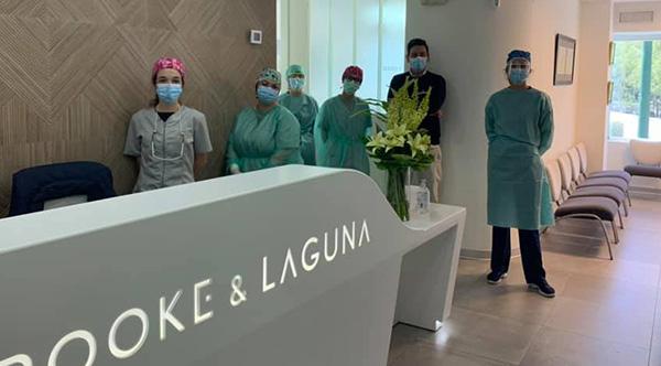 ¡La Clínica Dental Crooke & Laguna nos donará 5€ por cada reseña en Google!