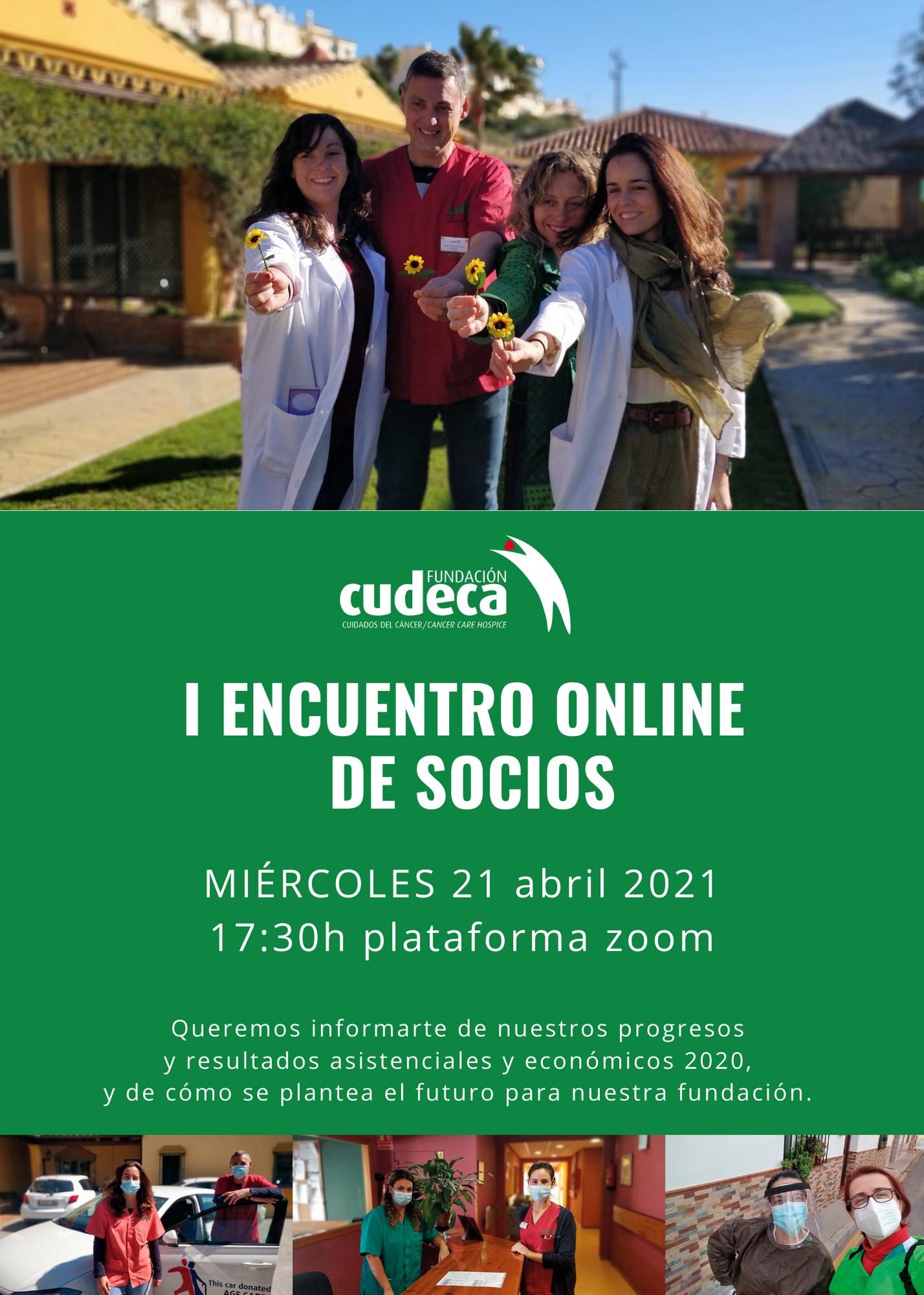 I Encuentro Online de Socios