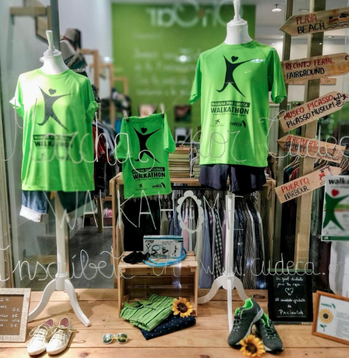 News on our Cudeca shops!