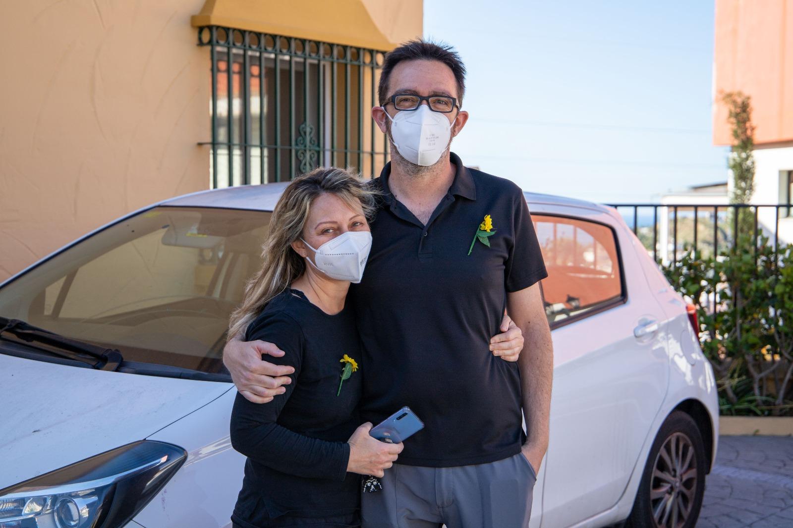 Álvaro Deblas, one of our doctors with a big heart