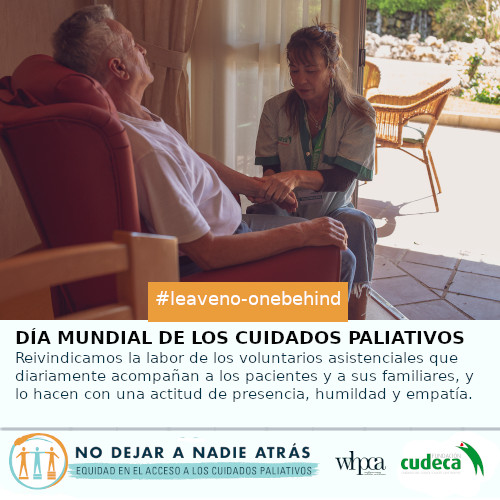 World Day of Palliative Care and Hospices